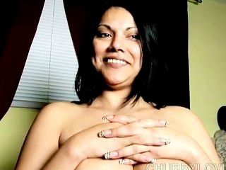 Beautiful Busty Latina Has A Fat Juicy Pussy