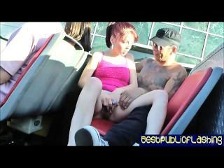 Jessi Palmer - Public Flashing Tiny Dancer Pt.2