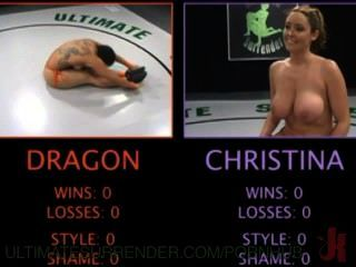 Dragon Vs. Christina