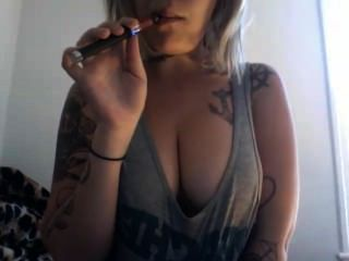 Titties And Vaping