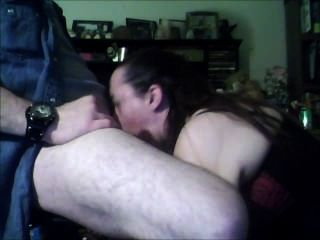 Can You Tell My Wife Likes Sucking Cock?