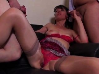 Monica G. Hot Skinny Mature Neighbor