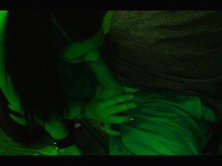 Zoey Strikes At Night *night Vision*