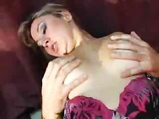 Busty Latina Anal Pumping