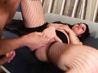 Anal Slut Swallows