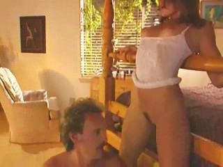Horny Slut Gets It Hard In Cottage