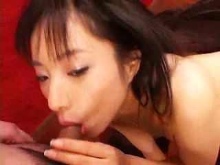 Asian Gets It In The Ass