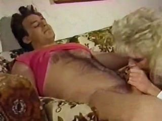 Retro Blonde Takes A Good Dicking