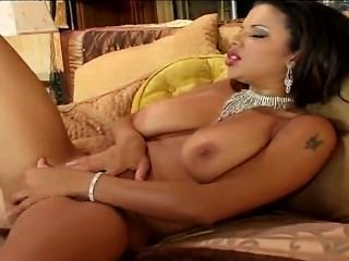 Alexis Silver: Dildo Play Time