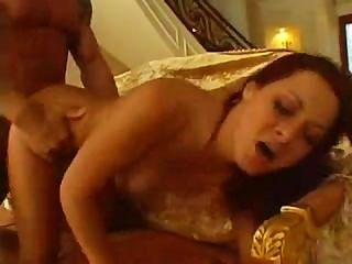 Sandra Romain Gets Her Ass Drilled