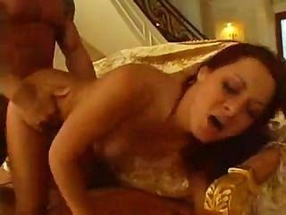 Sandra Romain Gets Her Ass Drilled