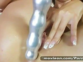 Hot Girl Is Plugging Her Greasy Holes - Part 2