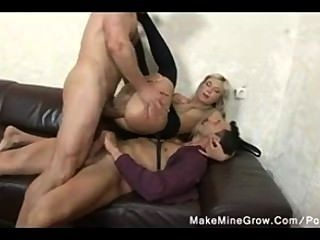 Liana Want Two Huge Dick On Both Hole-2