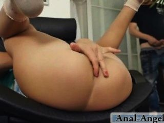 Here Is The Anal Scene Featuring Nataly