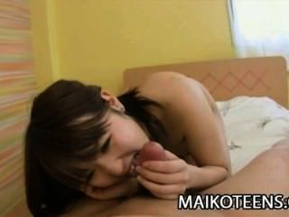 Yuzuki Takahasi - Gorgeous Nippon Teen Deflowered And Creampied