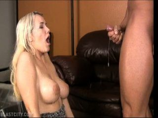 Cum Blast City - Mandy Taylor