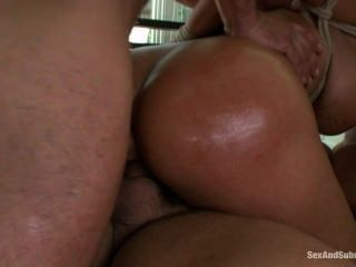 Ava Devine Big Tits Double Stuffed Pussy!! Double Vag