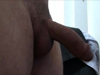 My Cock Growing Without Touching It