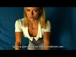 Beautiful Young Girl Nurse In Lust