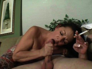 Margo Sullivan Smoking Bj