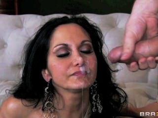 Favorite Milfs Facial Compilation--megamix 21 Part 1