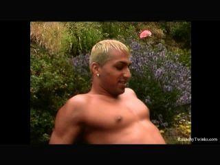 Sexy Gay Gardeners Hot Bareback Acton