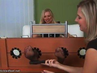 Czech Ticklish Feet 1