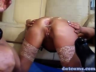 Hardcore Anal Fisting And Gaping Live On Webcam Looking For Realsex