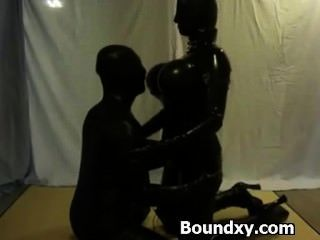 Discipline Games Punishment For Dominatrix In Spandex