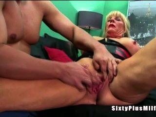 Dirty Granny Slut Stella