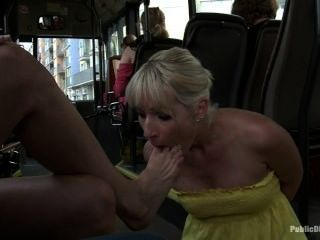 Lesbian Foot Domination In Bus