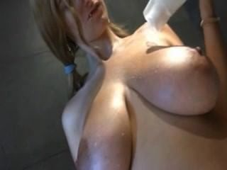 Eli Molina. Perfect Tits Vol 11. Shower And Cream