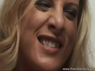 Pornstar Julie Robbins Fucks 2 Guys