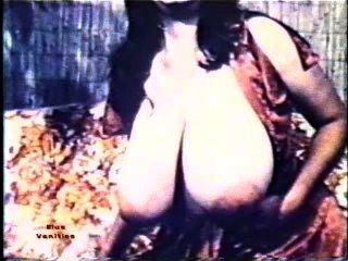 Big Tit Marathon 130 1970s - Scene 1