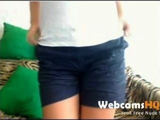 Webcam Masturbation - Super Hot And Popular Russian Teen
