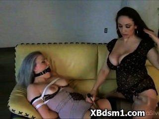 Bdsm Woman Slave Wild Makeout