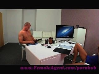 Femaleagent. Delicious Agent Of Seduction
