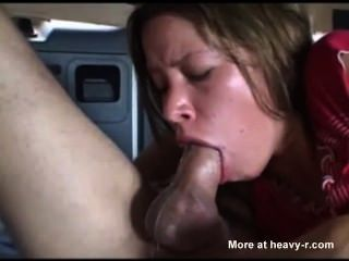 Cum In Her Mouth!