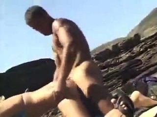 Fantasy Attacked On The Beach Spanish Uncensored