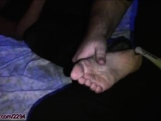 Tickling Ritas Feet In Tampa M/f