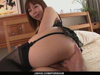 Minami Kitagawa´s Shaved Asian Creampie In Pov