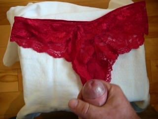 Cum On Panties