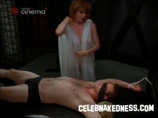 Celebnakedness Lisa Comshaw Big Bare Breasted Redhead Part 2