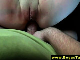 Eurosex Amateur Assfucked By Taxi Driver