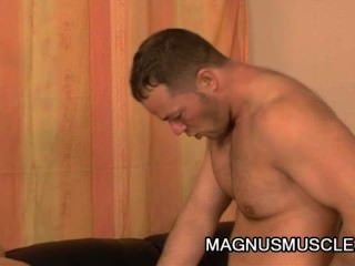 Robert Strong - Young Euro Twink Fucked By A Nasty Dilf