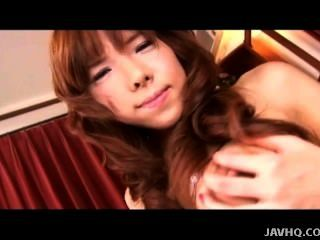 Japanese Teen Fucks Herself With Dildo Uncensored