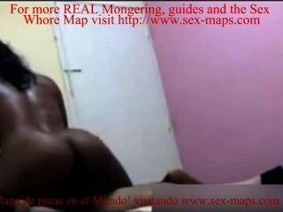 Dominican Prostitute Fucks With Macho Men