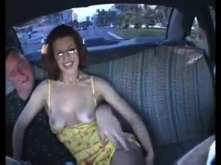 Couple Has Sex In Vegas Cab