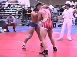 Wrestling Boner