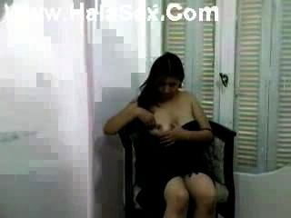 Arab Girl Striptease